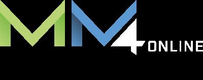 MM4online Medien und Marketing Agentur Logo